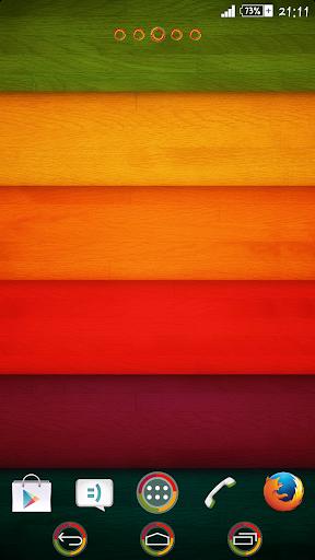 Spectra Wooden Theme By Arjun