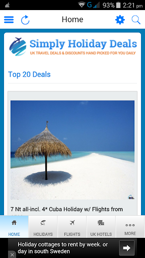 Simply Holiday Deals