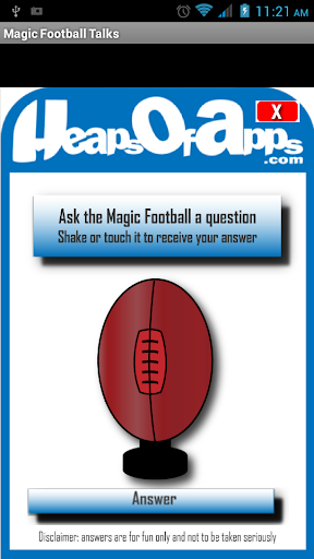Magic Football Talks
