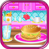 Chicken Burgers Cooking Games 7.7.5