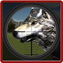 Wild Wolf Shooting mobile app icon