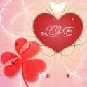 GO Launcher Theme Romantic icon