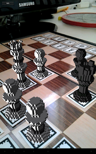 Augmented Reality Chess