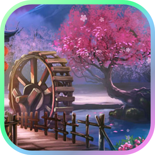 Courtyard Park Live Wallpaper LOGO-APP點子