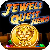 Jewels Quest Hero - Gem Match