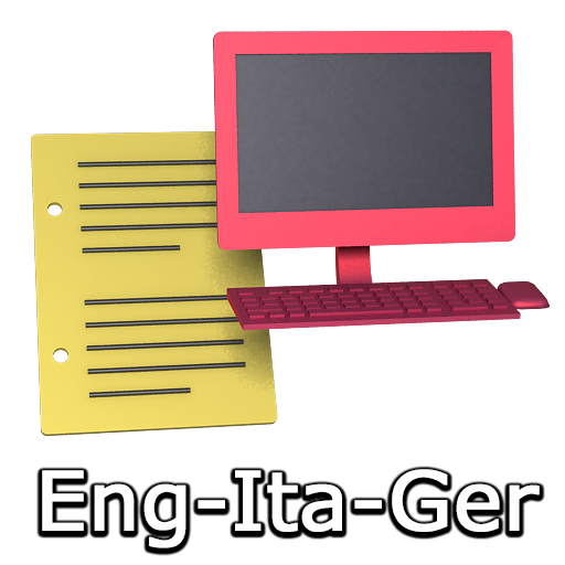 Eng-Ita-Ger Offline Translator 教育 App LOGO-APP試玩
