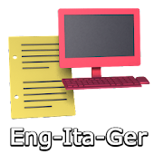 Eng-Ita-Ger Offline Translator
