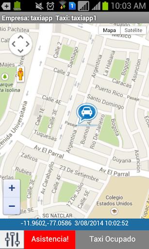 TaxiStatus - GpsScan