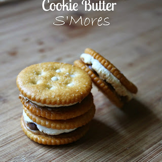 Cookie Butter S'mores.