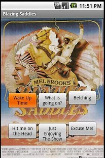 Blazing Saddles Soundboard - screenshot thumbnail