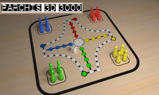 Parchis 3D 3000