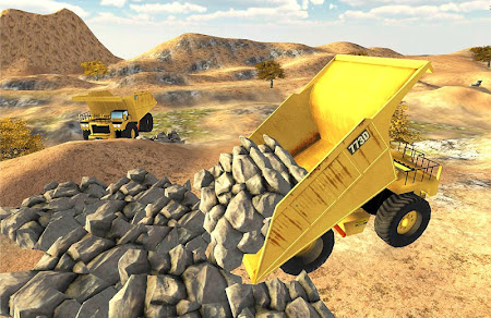 dump truck driving simulator 1.0 screenshot 55220
