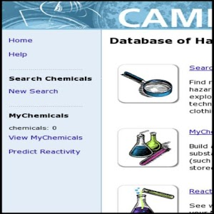 Mobile CAMEO Chemicals Suite 0.21.13254.46168 Icon