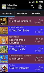 Librería para Niños- screenshot thumbnail