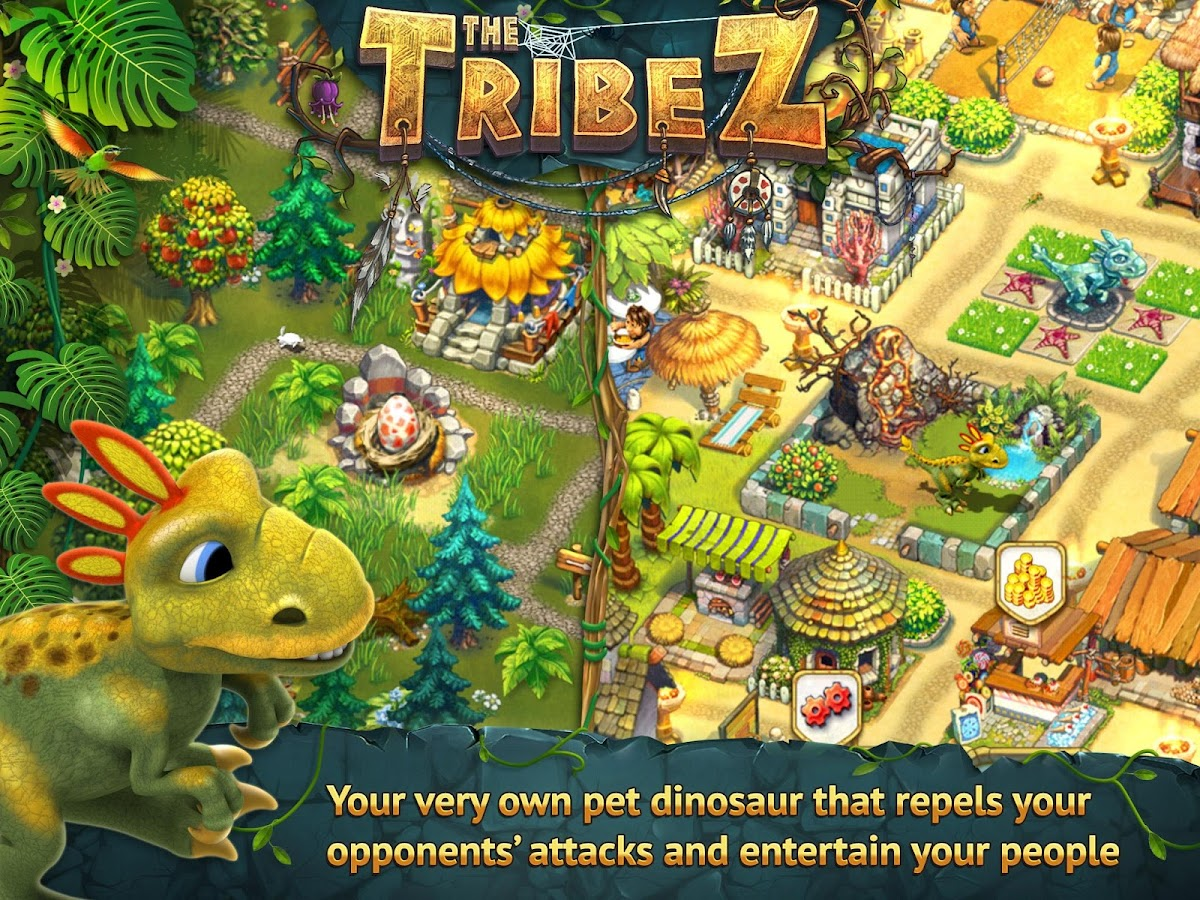 The Tribez - screenshot