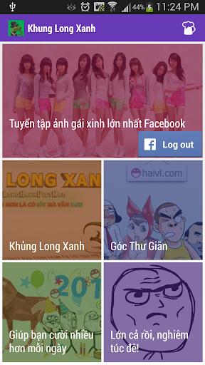Khung Long Xanh