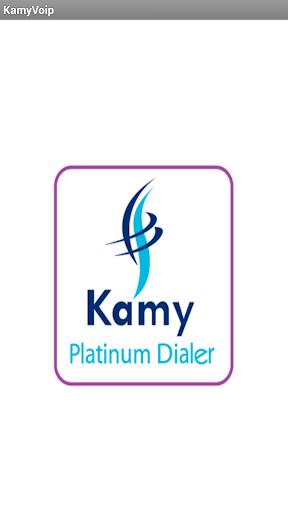 Kamyvoip Platinum Dialer