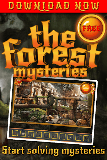 The Forest Mysteries