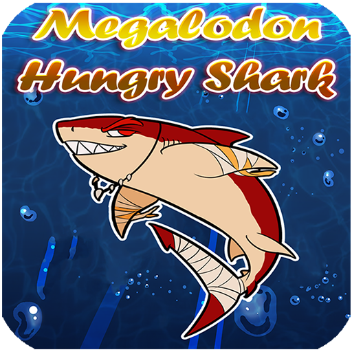 Megalodon Hungry Sharks Chase 街機 App LOGO-APP試玩