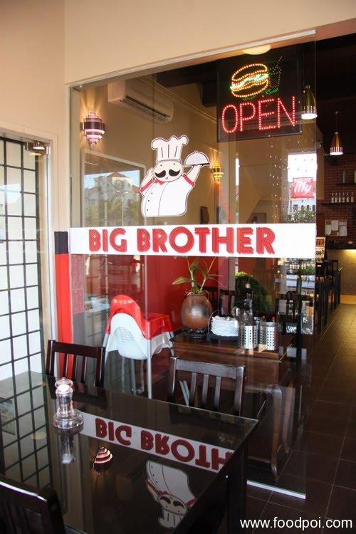 Restoran Big Brother Big Brother Restaurant Grill Malaysia Food Restaurant Reviews