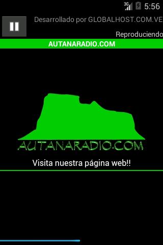 AUTANA RADIO