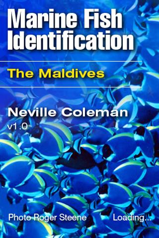 Fish ID Maldives
