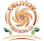 Logo for Oblivion Brewing Company