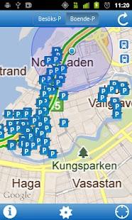 Hitta Parkering- screenshot thumbnail