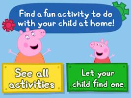 Screenshot of Peppa's Activity Maker