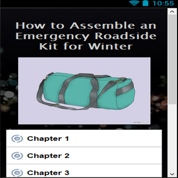 How to Assemble an Emergency