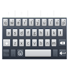 Emoji Keyboard+ Gray Theme icon
