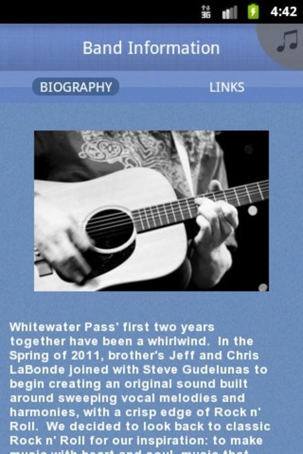 Whitewater Pass- screenshot