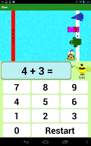 【免費教育App】Addition・Subtraction Free-APP點子