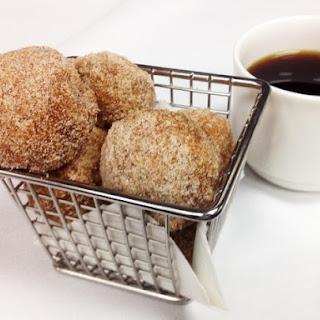 Apple Cider Doughnut Mini Muffins