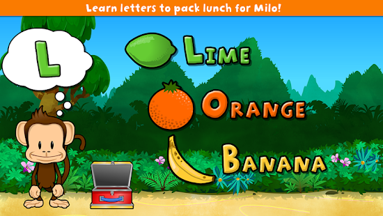 Monkey Preschool Lunchbox- screenshot thumbnail