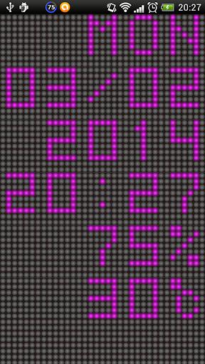 免費下載個人化APP|LED Matrix Live Wallpaper Free app開箱文|APP開箱王