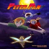 Peter Pan Comic Book
