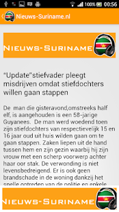 Nieuws Suriname - náhled