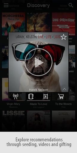 【免費音樂App】tunehog Discovery Player-APP點子