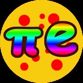 Compute pi and e