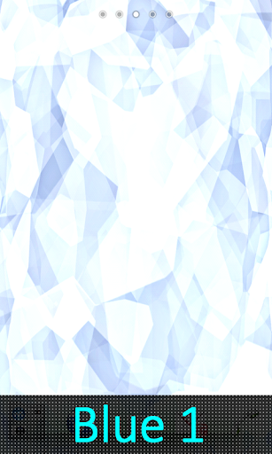 Crystal Live Wall Paper