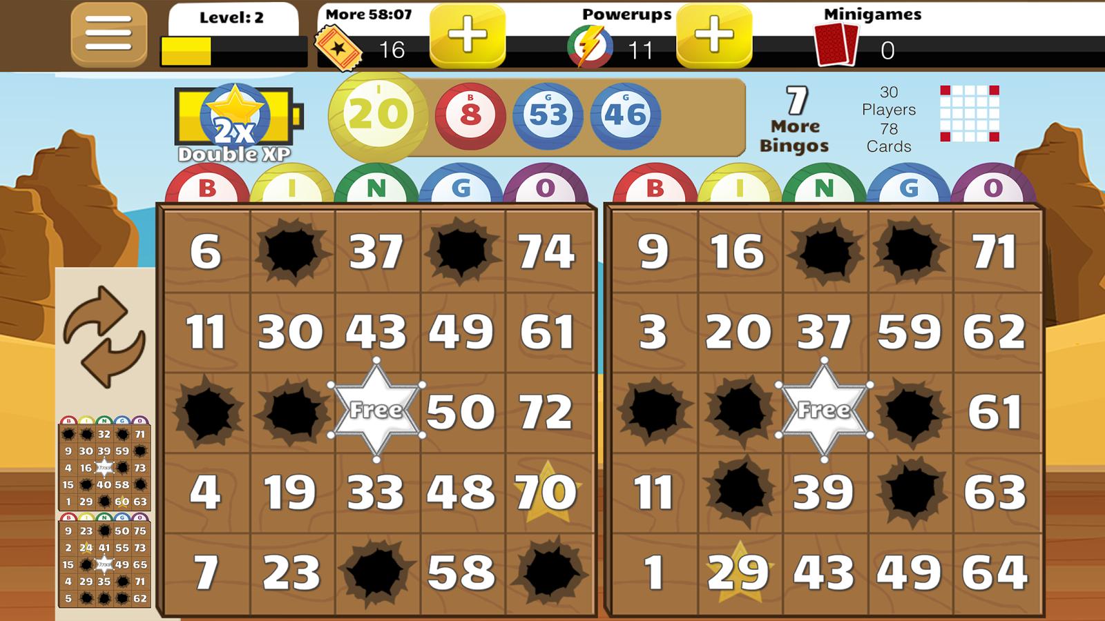 Castledowns Bingo Hours