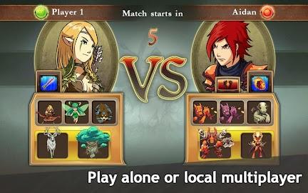 M&M Clash of Heroes Screenshot 10