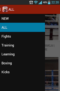 Muay Thai Videos- screenshot thumbnail