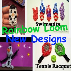 Rainbow Loom New Designs 媒體與影片 App LOGO-硬是要APP