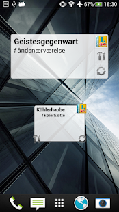 Standard Dänisch - screenshot thumbnail