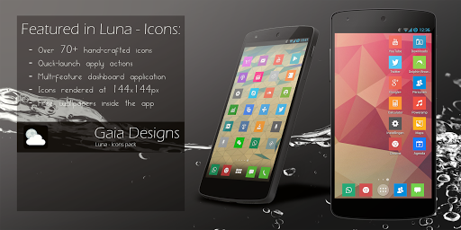 Luna - Icons pack