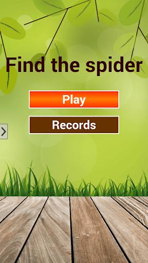 Find the spider
