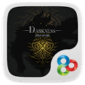 Darkness GO LauncherEX Theme icon