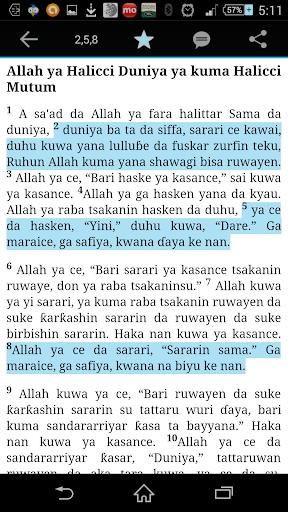 Hausa holy Bible